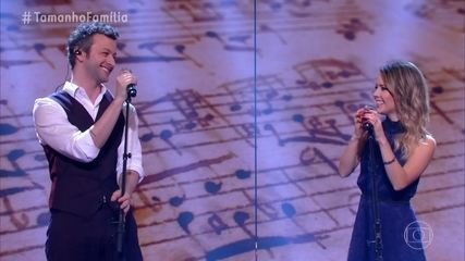Sandy and Lucas Lima sing 'Wait for me'