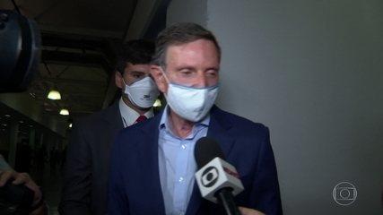 Marcelo Crivella, prefeito do Rio, é preso a nove dias de terminar o mandato