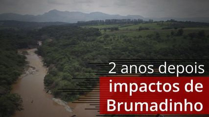 Brumadinho's Tragedy turns 2 years old: see 5 points to understand impacts in the region