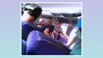 'Me senti privilegiada', diz passageira que realizou parto de gêmeos em ônibus