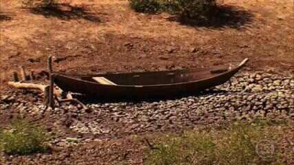 Reservatórios de água estão baixos em 10 estados no Brasil