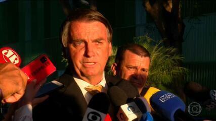 Bolsonaro e Fux se encontram após semana de alta tensão política