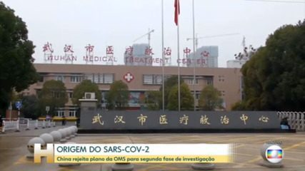 China rejects second phase of investigation into the origin of the new coronavirus