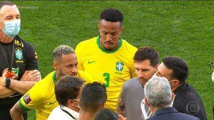 Anvisa suspends Brazil x Argentina for breach of rule