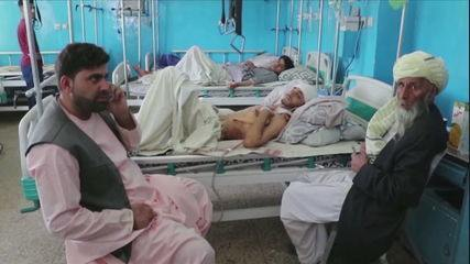 UN warns of collapse of Afghan health system