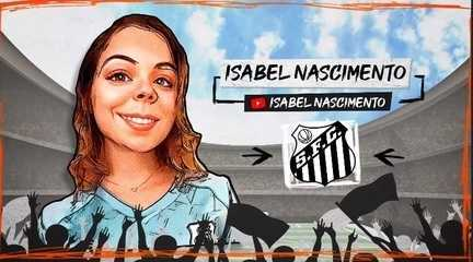 """The Voice of the Fans - Isabel Nascimento: """"Santos doesn't have a team.  Looks like a catadan!"""""""