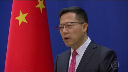China criticizes US, UK and Australia security pact: 'irresponsible'