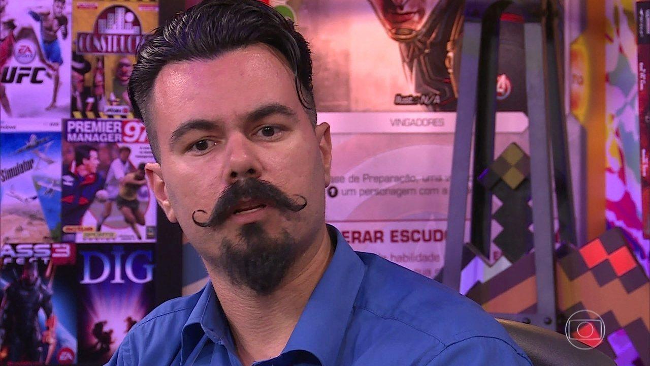 Zero1 Tiago Leifert Entrevista Affonso Solano Globoplay