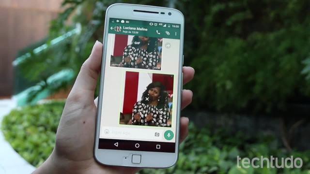 Vídeo ensina a enviar GIFs no WhatsApp