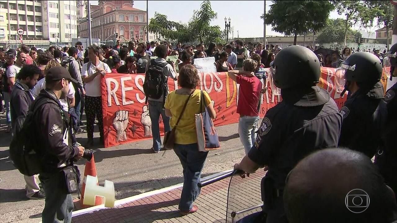 Ações na Cracolândia provocam protestos de entidades assistenciais