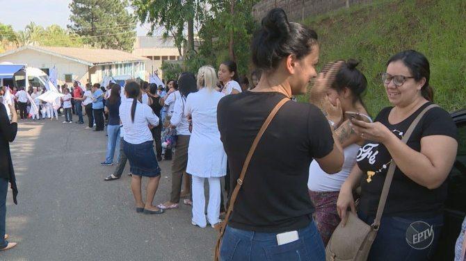 Funcionários do Hospital Ouro Verde entram em greve em Campinas