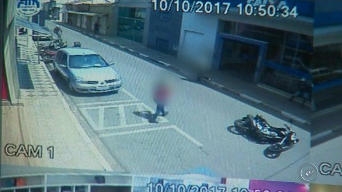 Homem é preso após roubar malote com mais de R$ 20 mil em Capão Bonito