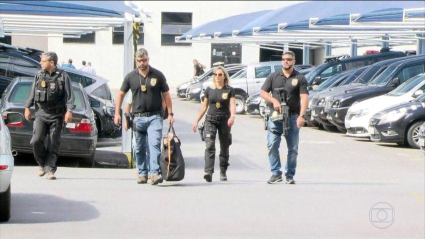 PF prende ex-secretário municipal de Obras do Rio Alexandre Pinto