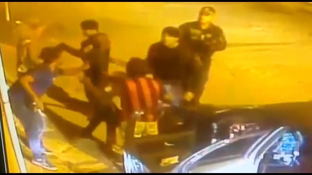 Morador de Ceilândia é agredido por policial militar no DF