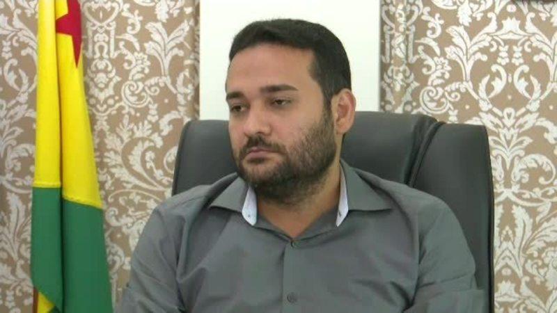 Diretor do Iapen-AC, Aberson Carvalho, fala de investimentos em presídios no Acre