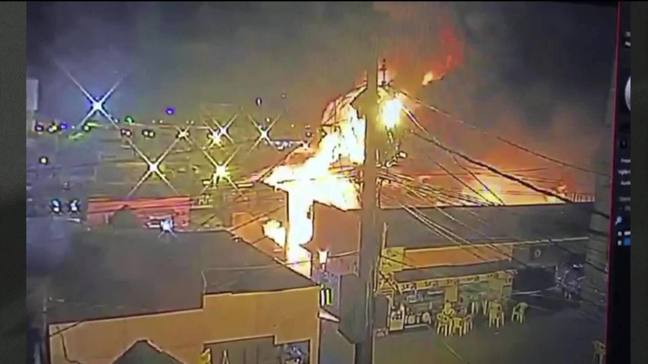 Shows são cancelados depois de incêndio em Campina Grande, PB