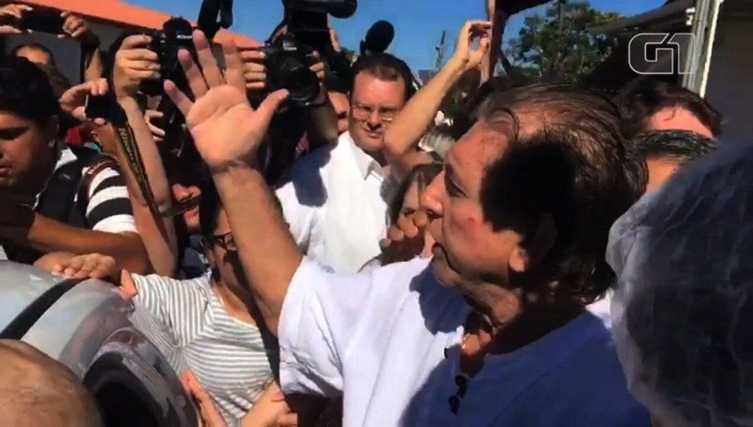 João de Deus aparece na Casa Dom Inácio Loyola pela 1ª vez após denúncias de abuso sexual