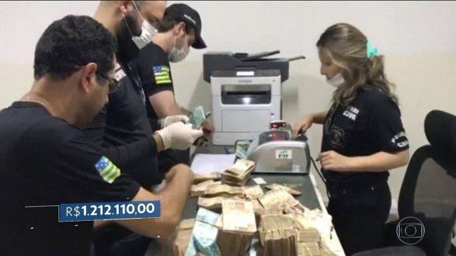 Polícia diz que mala de João de Deus tinha R$ 1,2 milhão em dinheiro vivo