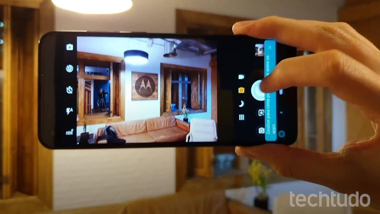Motorola One Vision vs Galaxy A7 2018 compare preo e