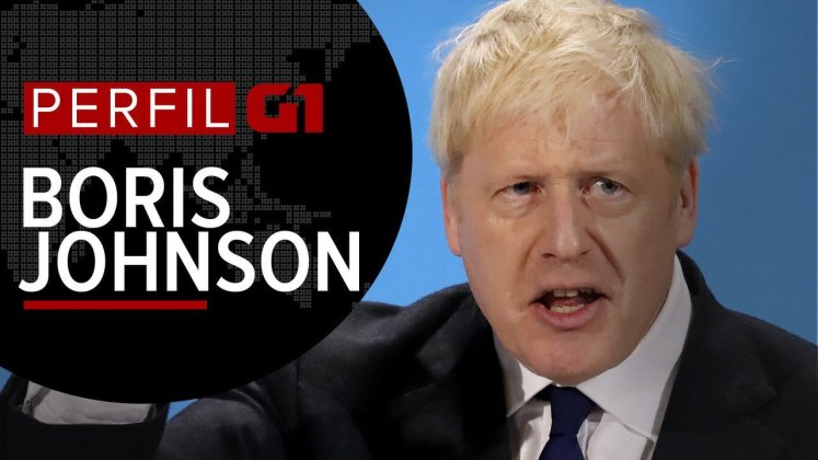 Perfil G1: Boris Johnson