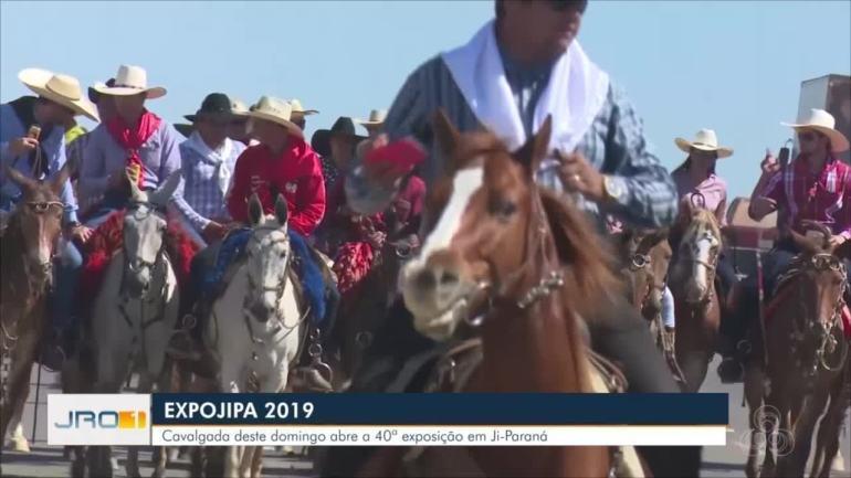 Cavalgada da Expojipa 2019
