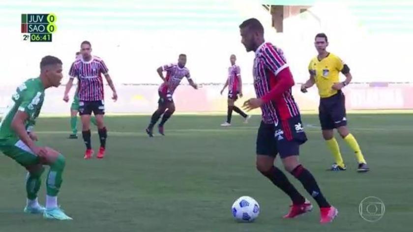Highlights: Youth 1 x 1 São Paulo for the 18th round of the Brasileirão 2021