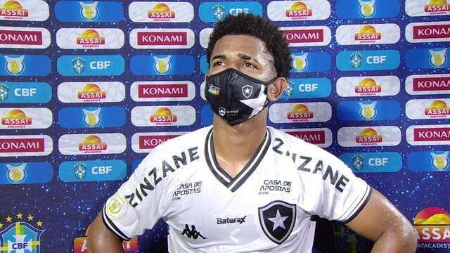 Warley analisa o mau momento do Botafogo no Brasileirão