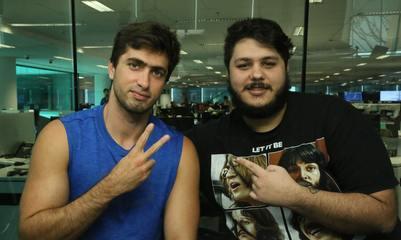 """Entrevista: Thomas """"Brolynho"""" Proença"""
