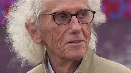 The Bulgarian artist Christo dies at the age of 84
