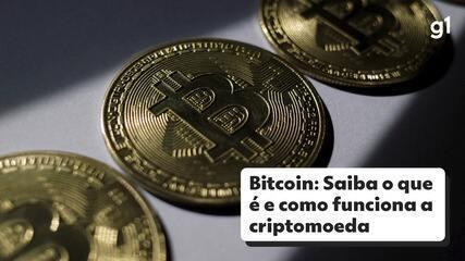Bitcoin: Saiba o que é e como funciona a mais popular das criptomoedas