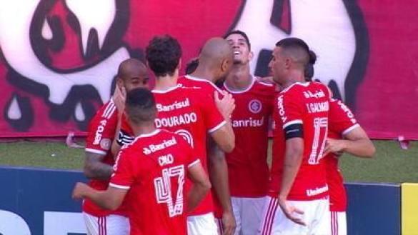 Melhores momentos: Internacional 1 x 0 Goiás pela 29ª rodada do Brasileirão 2020