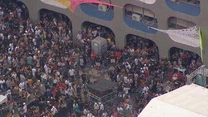Belo é preso por show durante a pandemia no Rio de Janeiro