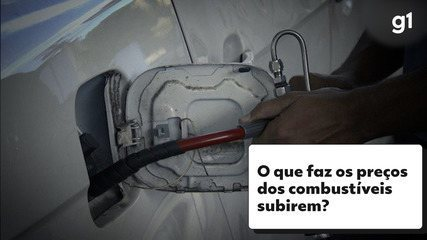 What makes gasoline and diesel prices go up?