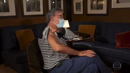 Fartura de vacinas anti-covid nos EUA atrai turistas