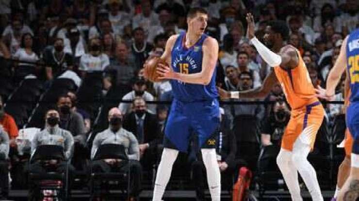 Melhores momentos: Denver Nuggets 102 x 116 Phoenix Suns pela NBA