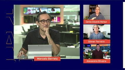 Newsroom comments Louzer's resignation after Sport's loss to São Paulo