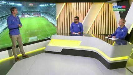 Salvio Spinola analyzes a disallowed goal without the VAR line