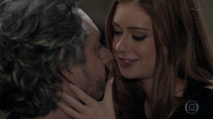 José Alfredo and Maria Isis make up