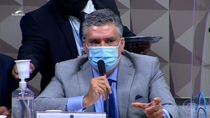 Director of FIB Bank contradicts himself in testimony to Covid's CPI