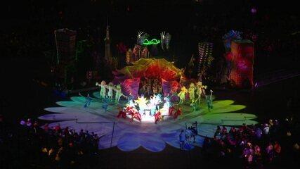 Paralympic Games closing ceremony celebrates life