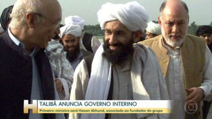 Taliban Announces Interim Government in Afghanistan