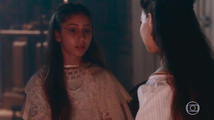 Dolores and Pilar meet again