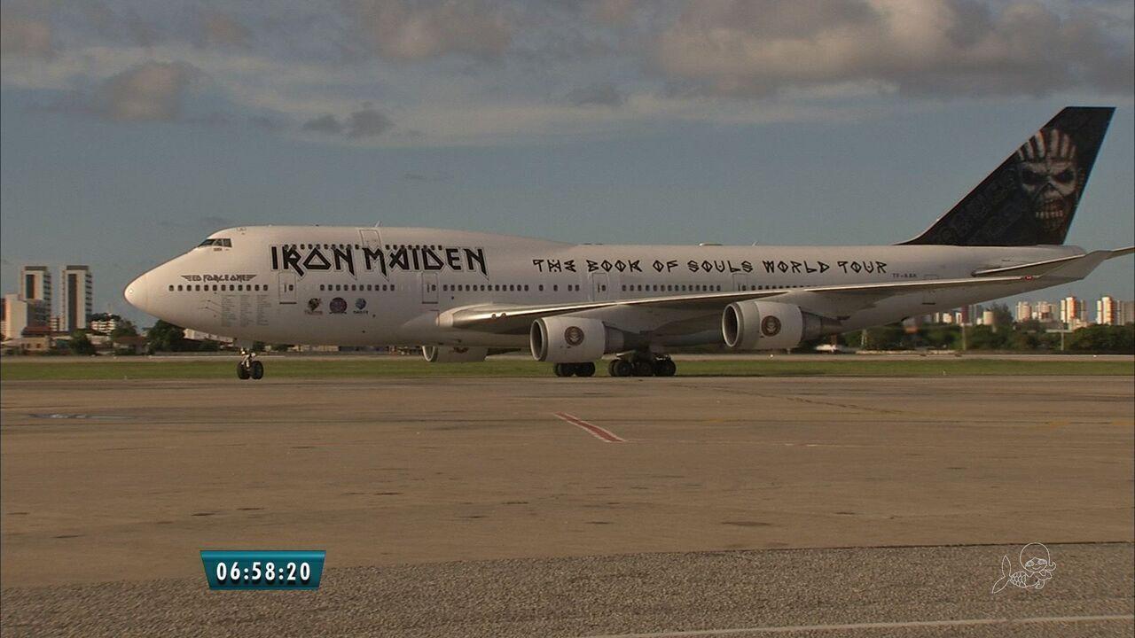 Resultado de imagem para bOM dIA cEARÁ Iron Maiden