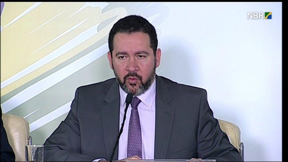 Dyogo Oliveira explica a perda de receitas de R$ 34,5 bilhões
