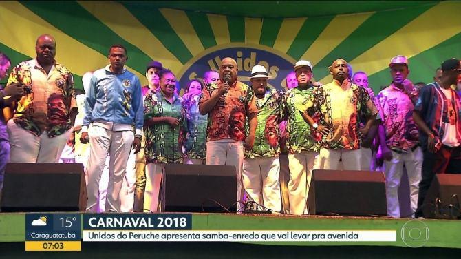 Unidos do Peruche vai homenagear Martinho da Vila no samba-enredo de 2018