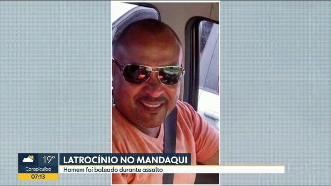 Homem é morto durante assalto na Zona Norte de SP