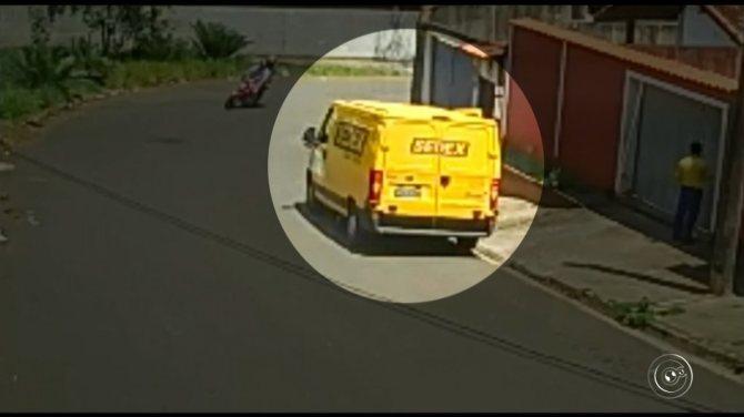 Polícia Militar prende suspeito de roubar furgão dos Correios em Sorocaba