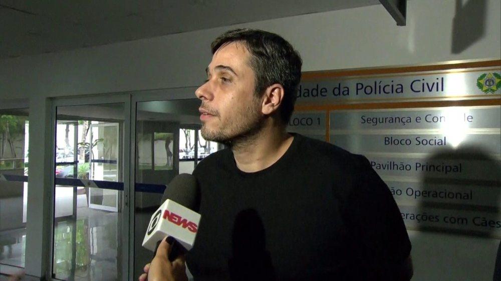 Filho de Eurico Miranda é alvo de condução coercitiva