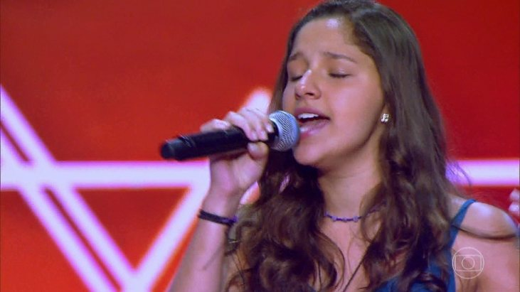 Image result for fernanda ouro the voice kids