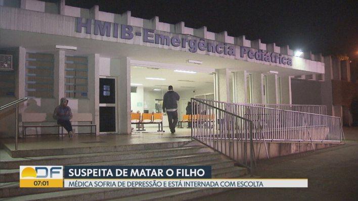 Médica do SAMU é suspeita de matar o filho